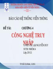 4. Cong nghe truy cap.pptx