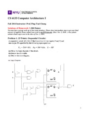 CS6133-Fall2014-Solutions3-updated