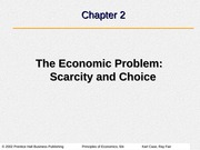 chapter_02scarcity n choice