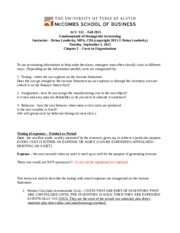 HiltonPlatt - Chapter 2 Lecture Notes - student copy - TTh - Word.doc