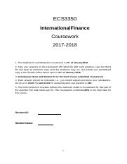 Coursework international finance.docx
