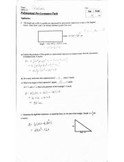 Grade 9 - Polynomial Perfomance Task (Solutions Only).pdf