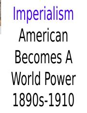 12 Imperialism America Becomes An Empire (1)