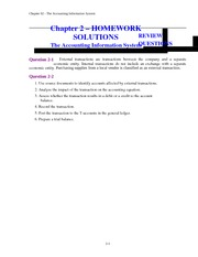 Spiceland Chapter 2_Solutions