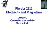 Phys2212_Coulomb&EField