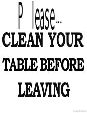 clean-your-table-before-leaving