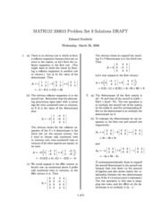 MATH122-200610-PS09-Solutions