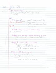 3.7.2 Derivatives of Logarithmic Differentiation (part 2)