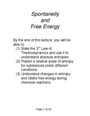 Section16_Spontaneity_and_Free_Energy
