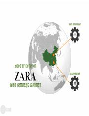 mode of entry of Zara in Chinese market.pdf