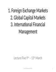 Financial Market Lecture.ppt