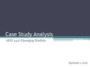 Case Study Analysis pwrpt presentation
