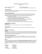 PSYCHOLOGY 322 Syllabus spring 2017(1) (4)
