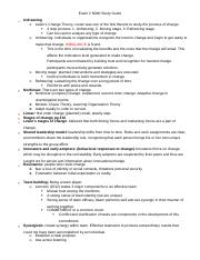 Exam 2 N340 Study Guide.docx