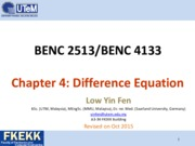 Chapter4_Difference_Equation