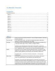 claw 1001 case study