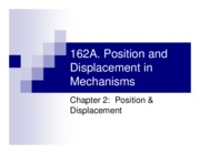 162A 2 - Position and Displacement