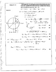872_Mechanics Homework Mechanics of Materials Solution