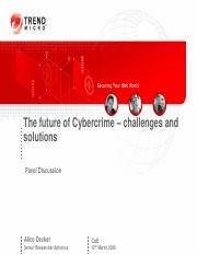 A_Decker_CoE-The_future_cybercrime_Challenges_Solutions.pdf