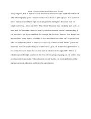 History of American Education Week 3 journal.docx