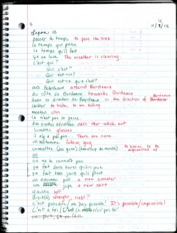 FRN 120 p5 Class Lecture Notes