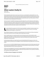 What leaders really do.pdf