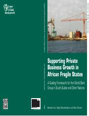 Supporting Private Business Growth in African Fragile States.pdf