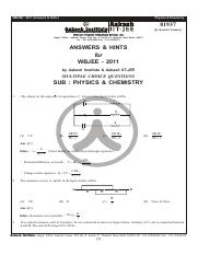 (www.entrance-exam.net)-West Bengal Joint Entrance Exam- Physics & Chemistry Sample Paper 1.pdf