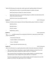 Quiz Employment Agreement 14