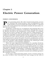 Convertion Energy & Power Plant_1