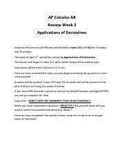 Week 2ap calculus calculator