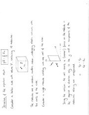 Derivation pV=(2-3)K