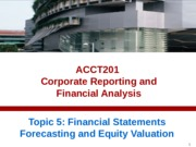 ACCT201-Topic05-EquityValuation.ppt