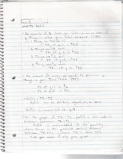 Math 112  Lecture Notes 4A