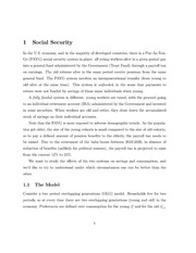 Social Security Taxation Notes