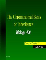 Ch15_Chromosomal_Inherit