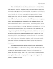 procurement betapharm corp case