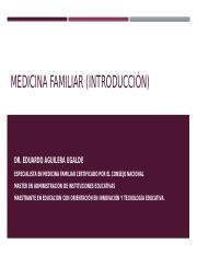 Medicina Familiar Introduccion.pptx