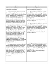 dbq essay civil rights