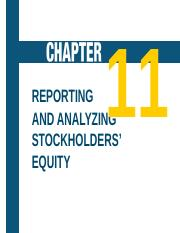 ch11 Equity (part 1).ppt