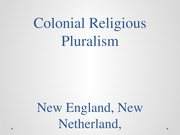RELI 223 Class+6+-+Colonial+Pluralism
