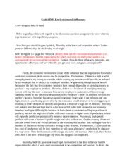 enron case study report essay enrons collapse enron what 2 pages unit 1 db environmental influences