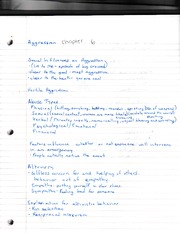 PSY2012 Chapter 6 notes