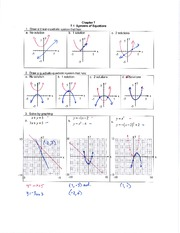 Ch. 7 Absolute Value & Reciprocal Functions Assignment