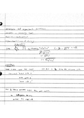 ENGR 215: Class notes (part 1)