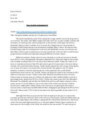 Econ News Article Assignment 2.docx