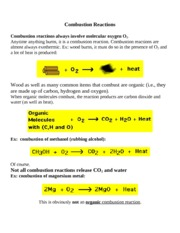 Orgo_Combustion_Rxns