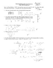 Design Exam Solutions 2002 2003