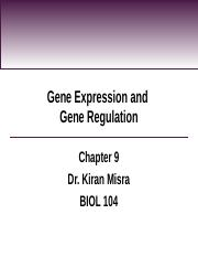 cha9+Gene+Expression++Regulation.ppt