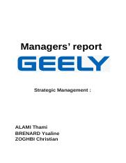 Geely - managers report .docx